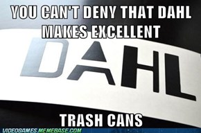 Some Damn Good Trash Cans