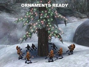 A Very Halo Christmas