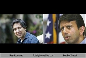 Ray Romano Totally Looks Like Bobby JIndal