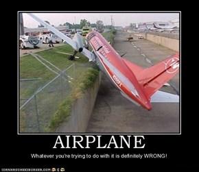 Landing FAIL
