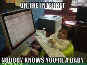 Babies on the internets
