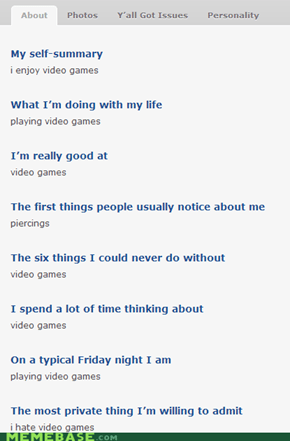 Best okCupid Profile