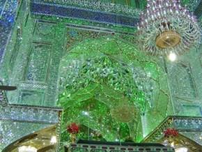 Shah Cheragh Mosque, Iran