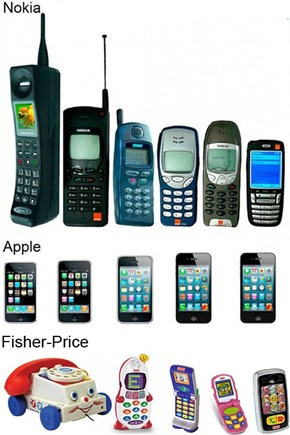 Fisher Price is Revolutionizing Smart Phones!