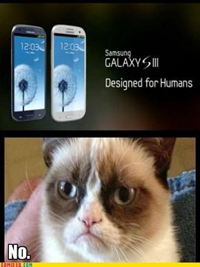 Designed for humans...