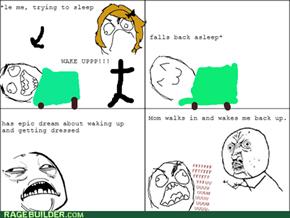 CAN NOT SLEEP