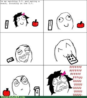 Remote rage
