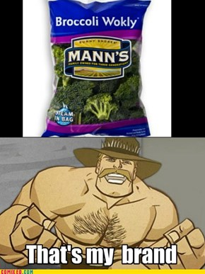 Saxton Hale's brand of assorted vegetables