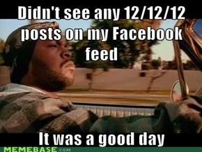 Good 12/12/12