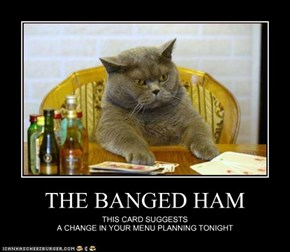 THE BANGED HAM