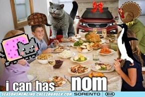 Meme Family Dinner