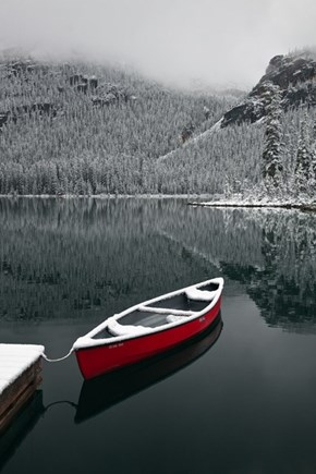 Time For a Little Winter Boating
