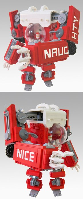 Awesome Lego Creation of the Day