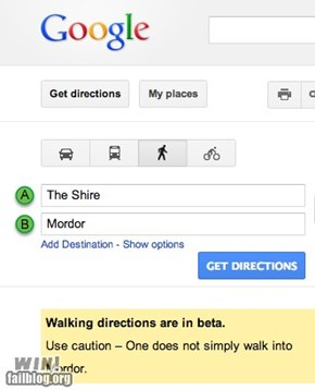 Google Maps WIN