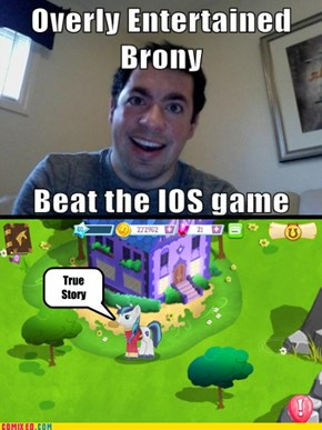 More like Overly Bankrupt Brony