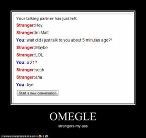OMEGLE