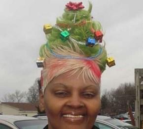 Treehive Hairdo