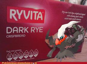 Dark...rye?