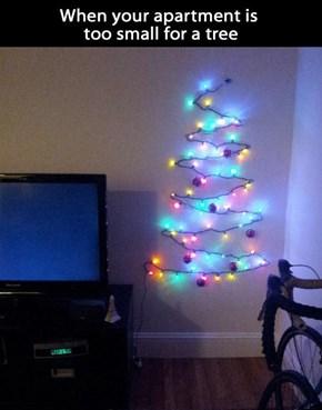 Make Room for Christmas!