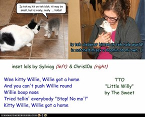 """Wee Willie"" (TTO ""Little Willy"" by The Sweet)"