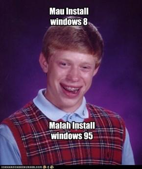 Mau Install windows 8