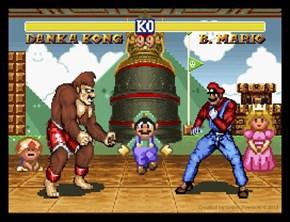 Mario Fighter
