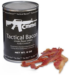 Badass bacon