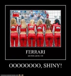 OOOOOOOO, SHINY!
