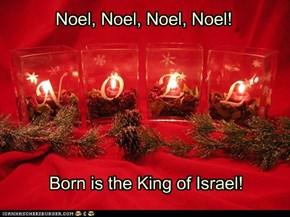 Noel, Noel, Noel, Noel!