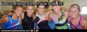 Lindsay, Whtney (R.I.P.), Jeni, Dani, Me!