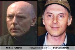 Michael Puttonen Totally Looks Like Dan Castellaneta