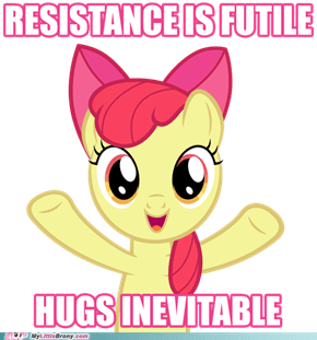 Resistance is Futile...