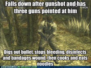 Metal Gear Solid Logic