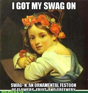 Got my Swag on