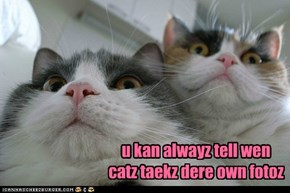 Hey! U Guyz get away frum mai kamera!