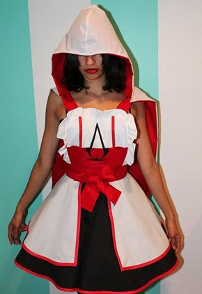 Cosplay Apron WIN
