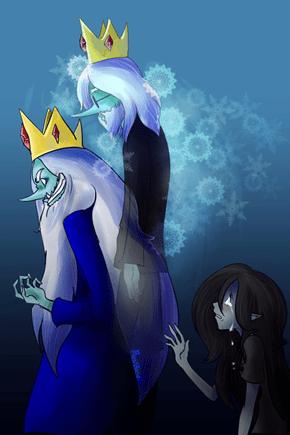 Icy feels