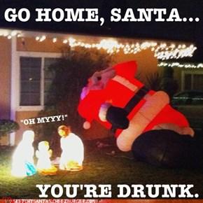 Dangit Santa.