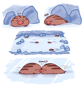 Actually Just Trying to Complete the Ice Gym Puzzle