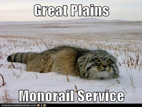 Great Plains  Monorail Service