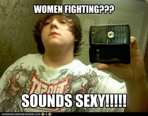 WOMEN FIGHTING???