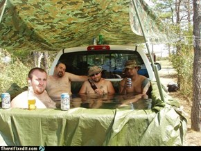 Redneck Relaxation