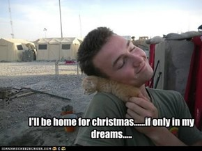 I'll be home for christmas....