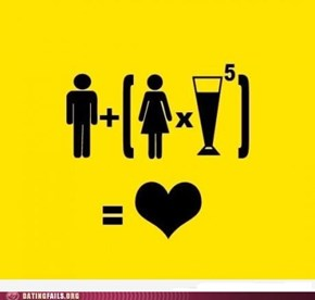 The Formula of Love
