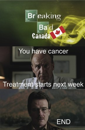 Breaking Bad: Canada
