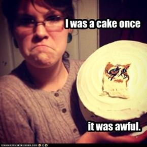 Tard the grumpy cake
