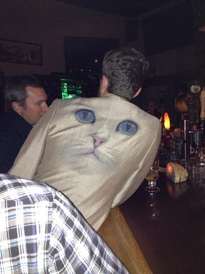 So a Cat Walks Up to a Bar...