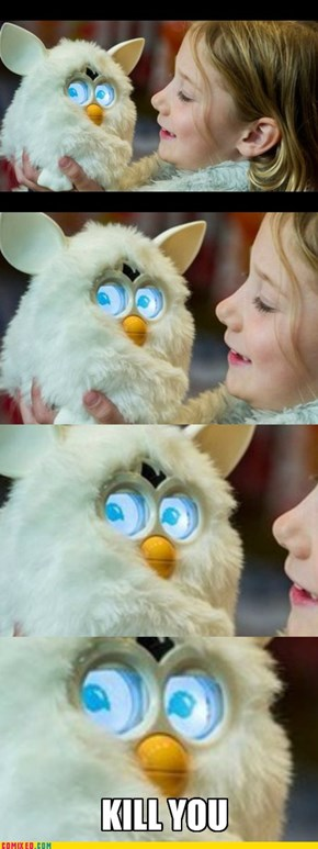 Cute Furbie