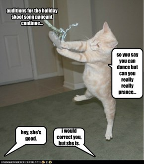 cat skool pageant