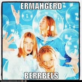 ERMAHGERD  BERRBELS